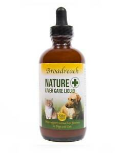 Broadreach Liver Care Advanced for Dogs, Cats, Puppies and Kittens 120ml