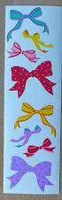 "Mrs.Grossman´s f.Creative Memories Sticker ""Schleifen"" NEU/RAR"