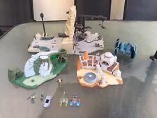 Star Wars Micro Machines Action Fleet Lot Galoob Endor Tattooine