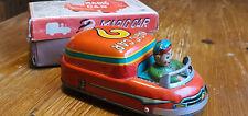 Interessantes Spielzeugauto Blechspielzeug TM - Japan - Magic Car 1950er in OVP!
