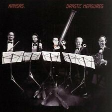 Kansas - Drastic Measures (NEW CD)
