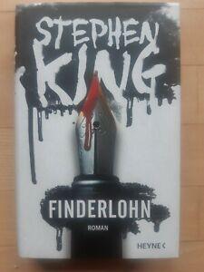 Stephen King - Finderlohn - gebundene Ausgabe - Teil 2 der Bill-Hodges-Trilogie