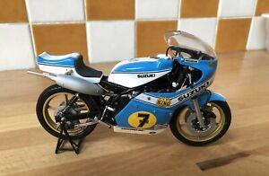 Suzuki XR 14 Barry Sheene Grand Prix 1975 - 1/12 MINICHAMPS - 123760007