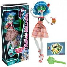 MONSTER HIGH Beach Puppe  Ghoulia Yelps BAMBOLA DOLL