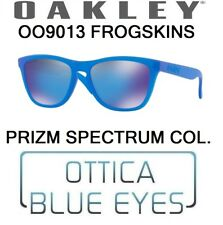 OAKLEY FROGSKINS OO9013 9013C7 PRIZM SPECTRUM COLLECTION x-ray blue Sunglasses