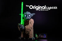 LED Lighting Kit for LEGO ® Star Wars Yoda set 75255