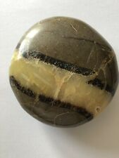 BRAND NEW LARGE CRYSTAL FREEFORM OF  SEPTARIA - SEPTERIAN - DRAGON STONE 170g 2