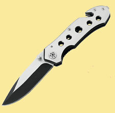 Herbertz Rettungsmesser Messer Taschenmesser Einhandmesser  Klappmesser 211712
