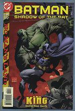 Batman Shadow of the Bat #89 1999 No Man's Land Killer Croc DC Comics m