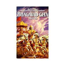 Bhagavad-Gita As It Is by A. C. Bhaktivedanta Prabhupada