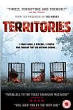 Territories (DVD, 2011) Horror NEW SEALED PAL Region 2