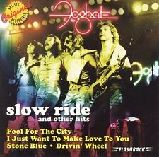 Slow Ride & Other Hits by Foghat (CD, Jun-1997, Rhino Flashback (Label))
