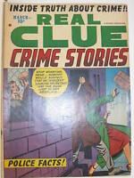 Real Clue v8 #1 vg+  Precode