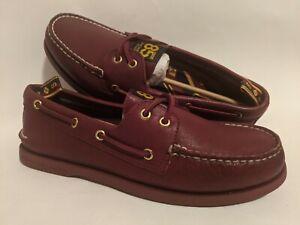 Sperry Top-Sider New AO 2 Eye 85th Enniversary Boat Shoe Men's Shoe Size US 9
