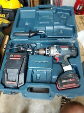 Bosch 18v Brute drill/driver with battery and charger