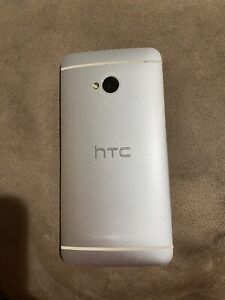 HTC One - 8GB - Silver (Unlocked) Smartphone