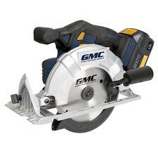 GMC GMC18CS 18v Li-Ion Cordless Circular Saw 165mm