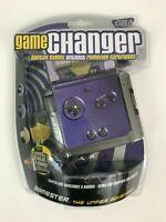 Nintendo Gameboy Advance SP GBA Game Cartridge Changer Radica Gamester - Sealed