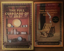 ALEXANDER McCALL SMITH - THE NO.1 LADIES DETECTIVE AGENCY NOVELS
