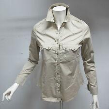 OTTOD'AME camicia donna art.DC3079 col.BEIGE tg.44 estate 2013