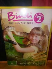 Bindi - The Jungle Girl  - Episodes 05-08 : Vol 2 (DVD, 2008)