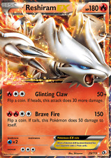 Pokemon Card: Reshiram EX - 29/113 - Ultra Rare Black & White 11