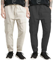 Levi's Men's Stretch Cargo Pockets Utility Pants Casual Drawstring Joggers