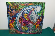 NOS Bally Williams Cirqus Voltaire Pinball Head Glass