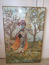 Batik- Taj Tehrany  #29/100 Signed,numbered and wax stamped to authenticate