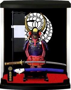 Japanese Samurai Figurine Souvenirs - Kuroda Nagamasa