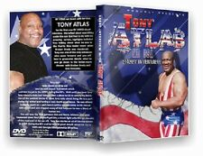 Tony Atlas 2010 Shoot Interview Wrestling DVD,  WWF