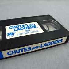 Chutes and Ladders VCR Game VHS Video Replacement Tape Boardgame Part Piece
