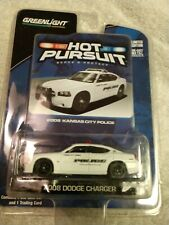 GREENLIGHT HOT PURSUIT KANSAS CITY POLICE 2008 Dodge Charger Series 5