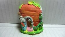 Rabbit's Pumpkin House Magnet