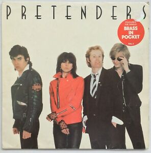 PRETENDERS Self-titled 1980 Sire VG++/VG++