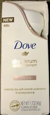 Dove Women's  Dry Serum Antiperspirant Deodorant, Rose Silk, 1.7 Ounce