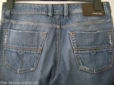 Faded Loose 30L Jeans for Men
