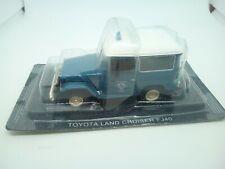 Modelcar 1:43 - Police cars of the world series - TOYOTA LAND CRUISER FJ 40