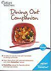B004EE5QB6 Weight Watchers NEW 2011 Points Plus Dining Out Companion (Dining out