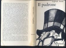 Goffredo Parise, Il padrone, Feltrinelli 1965 DR