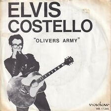 7inch ELVIS COSTELLO olivers army HOLLAND 1979 EX/VG++ (S3407)
