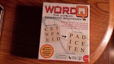 Word Q - The Jumbled Crossword Brainteaser Brain Teaser by Continuum Games 1501