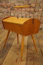 50er Mid Century nähtisch nähwagen PORTALAVORO cucito nähkasten SEWING table 50s