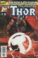 Thor (Vol 2) # 1 Near Mint (NM) 1in4 VARIANT Marvel Comics MODERN AGE