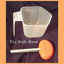 MATRIX COLOR KEY AND MEASURING CUP