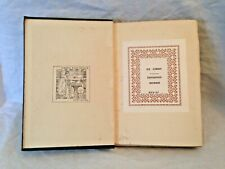 Life of Charles Darwin - G T Bettany 1887, Desmond Morris's Copy with bookplate