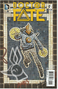 (2015) DOCTOR FATE # 1! 1ST APPEARANCE OF KHALID NASSOUR! BLACK ADAM MOVIE!