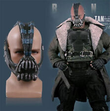 Hot Bane Mask Voice Changer Batman TDKR Helmet Cosplay Costume Masks Coser Props