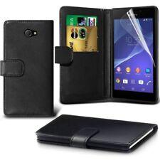 Cover e custodie neri Sony Per Sony Xperia M2 per cellulari e palmari