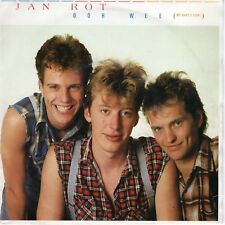 7inch JAN ROT ooh wee HOLLAND 1984 EX+  (S1277)